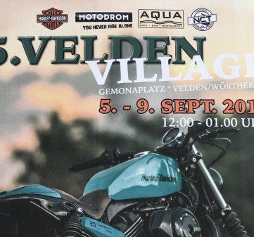 im Velden Village 04. bis 09.09.2018